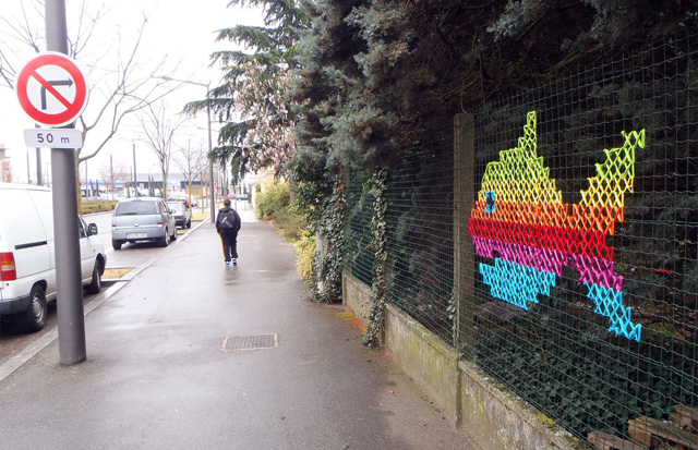 urban  x stitch poisson