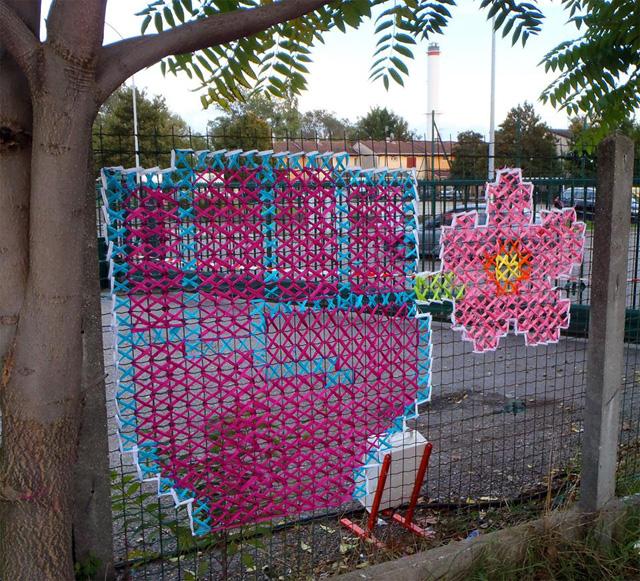 urban  x stitch