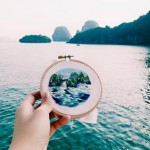 Baie d'Halong au Vietnam